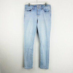 Levis 711 Skinny Jeans Womens Size W30 - L30 Light